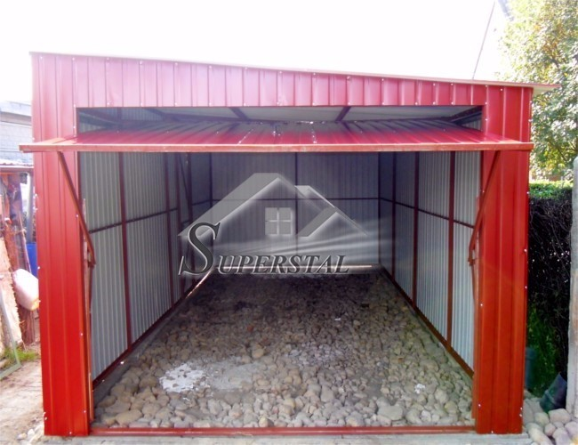Garaż Akrylowy 4x7 Spad W Prawo I Gatunek Produkty