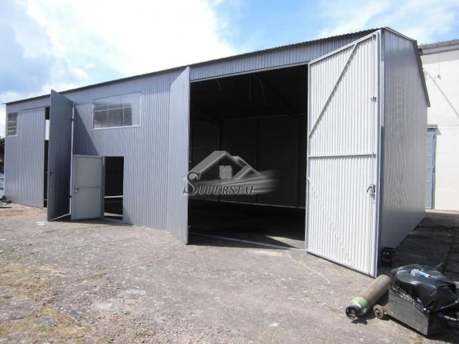 producent garaży blaszanych