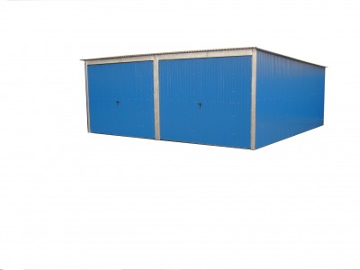 Garaż Akrylowy 6x55 I Gatunek Produkty